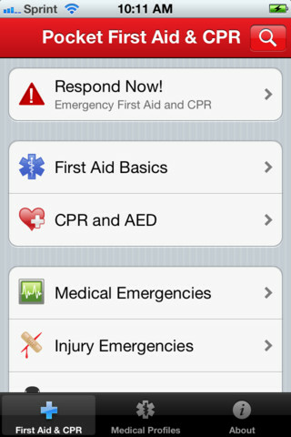 Pocket First Aid & CPR1