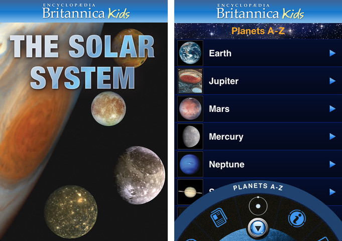 BrainPOP Planets (page 4) - Pics about space