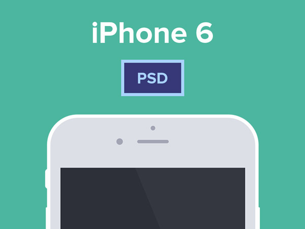 iPhone 6 Flat