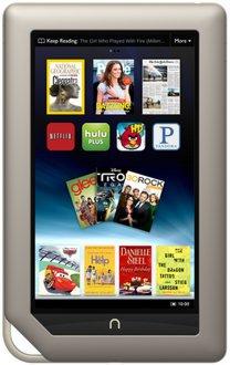 NOOK Tablet - Mobile apps