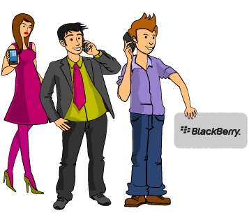 Blackbery aplication development company