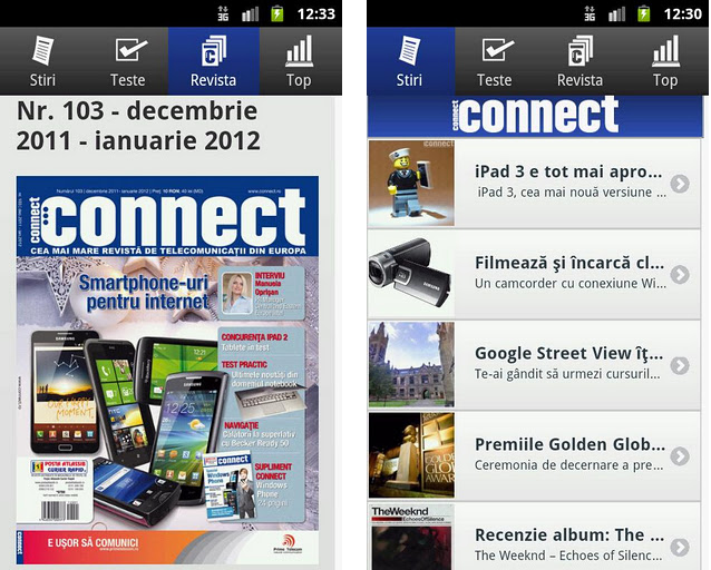 connect for Android