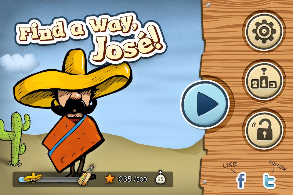 Find a way Jose