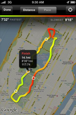 Nike+ GPS2