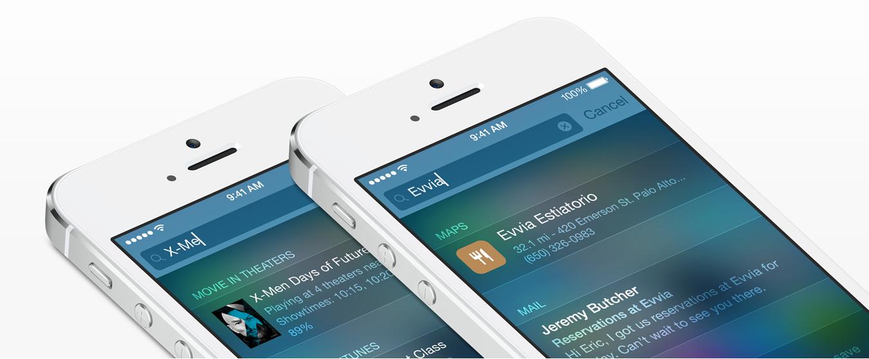 Apple   iOS 8   Spotlight big
