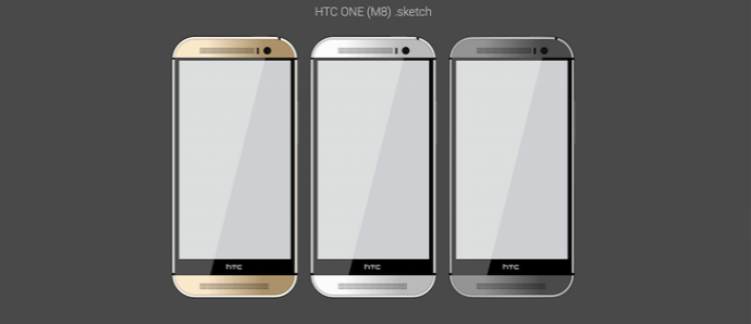 htc-one-sketch 3 colors
