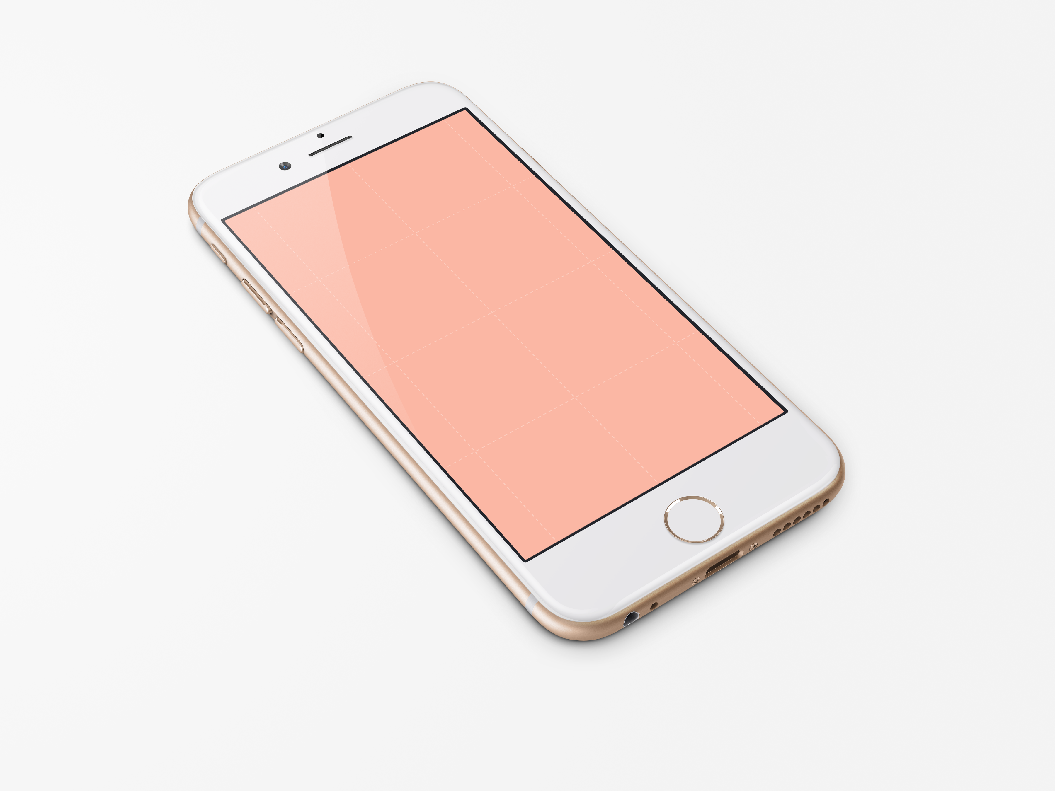 A Curated List With Iphone 6 And Iphone 6 Plus Free Mockups Psd Ai