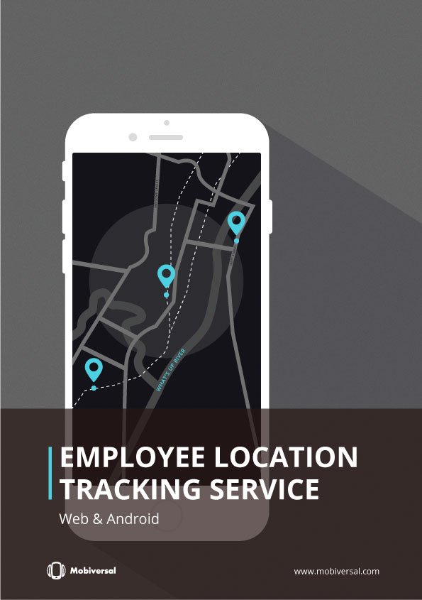 Employee-location-tracking-service