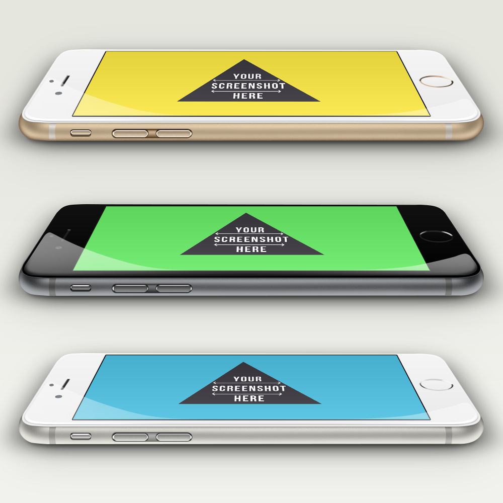 Sideview_iPhone6_PSD_Mockup
