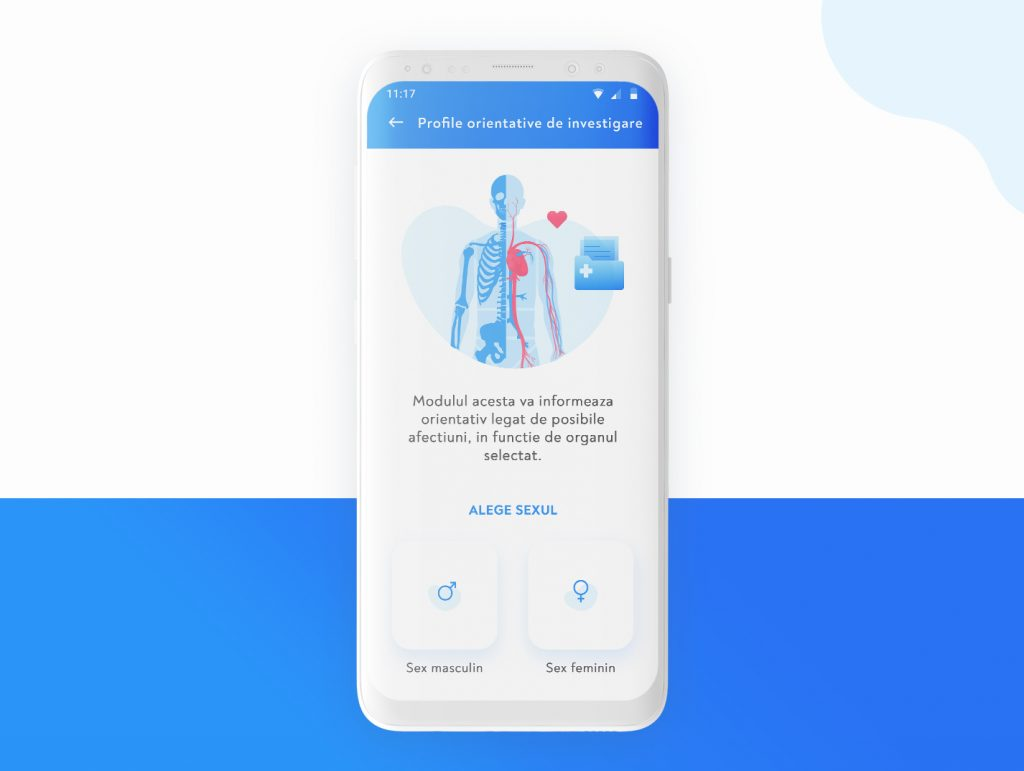 Medical analysis app