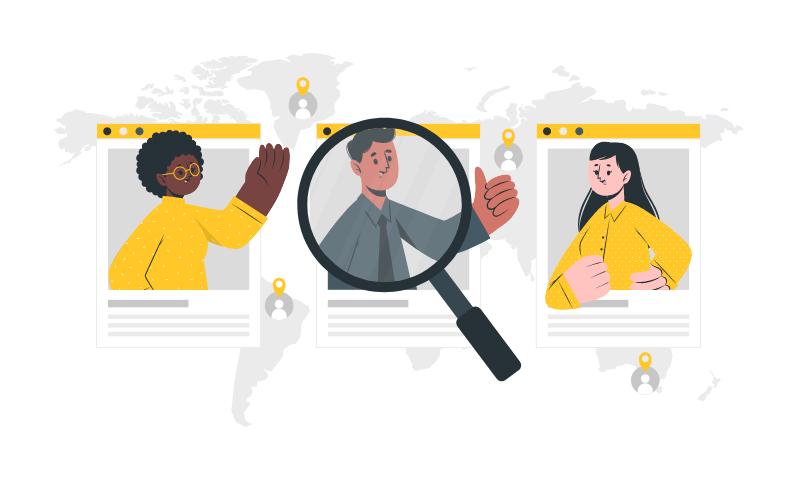customer persona - discovery process