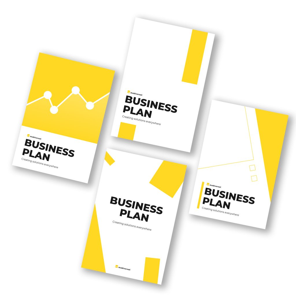 mobile app buiness plan covers