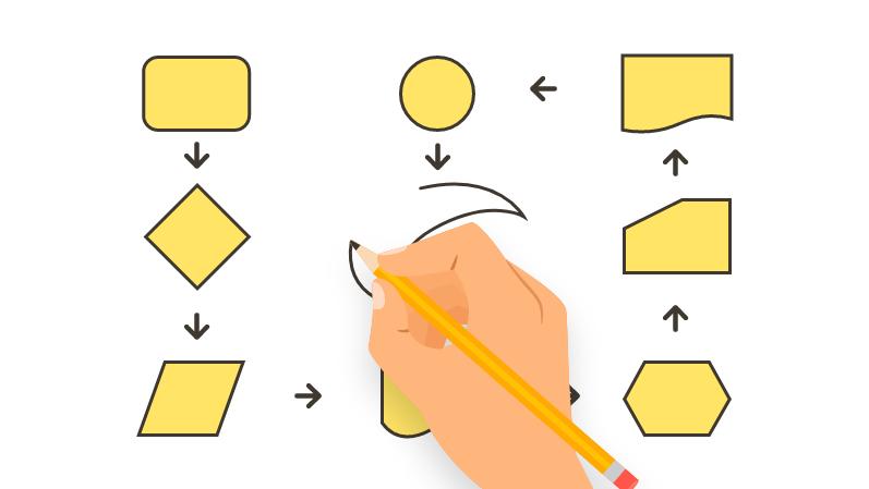 features illustration